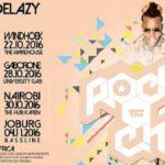 Toya Delazy Rocking The City