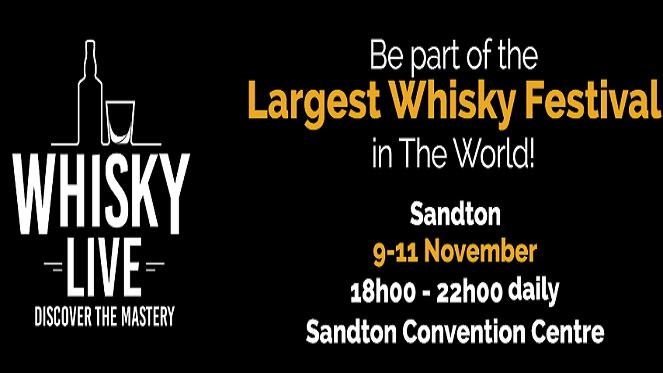 Whisky Live Festival Sandton