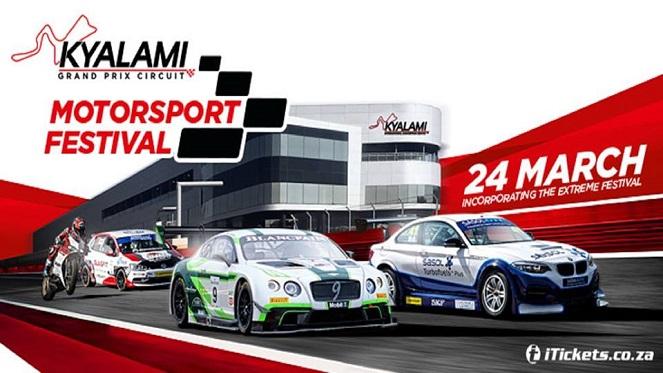 kyalami Motorsport Festival
