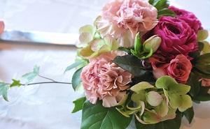 Carnivals, Gin & Gourmet Flowers