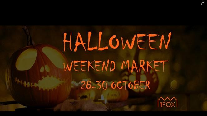 Halloween Weekend Market