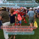 East Rand Crafters Market - Christmas Market