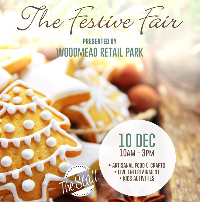 The Festive Fair flyer