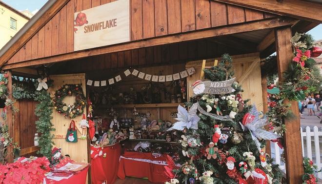Montecasino Christmas Village