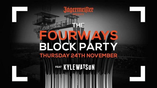 The Fourways BLOCK PARTY ft Kyle Watson
