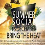 Summer Social Bring The Heat