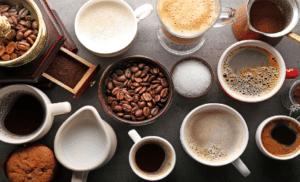 Various Coffees