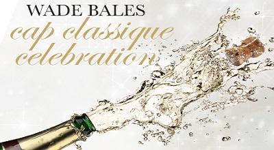 Wade Bales Cap Classique Celebration