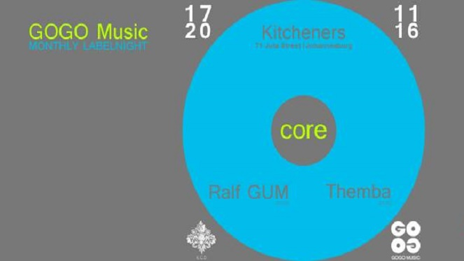 GOGO Music Presents CORE At Kitcheners