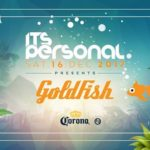 It's Personal Presents GoldFish