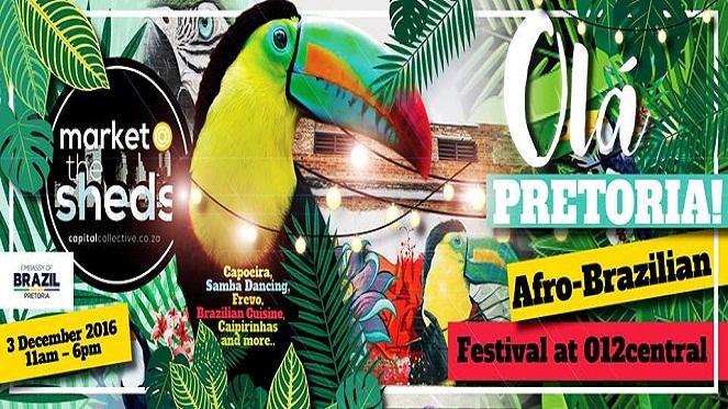 Olá Pretoria! Afro-Brazilian Festival