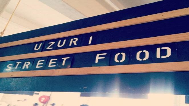 Uzuri Street Food Launch