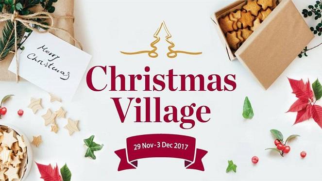 Jingle All The Way To Montecasino's Christmas Village