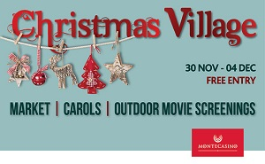 Carols, Markets & Outdoor Movies