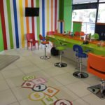 Kid-Friendly Salons; In Preparation For School