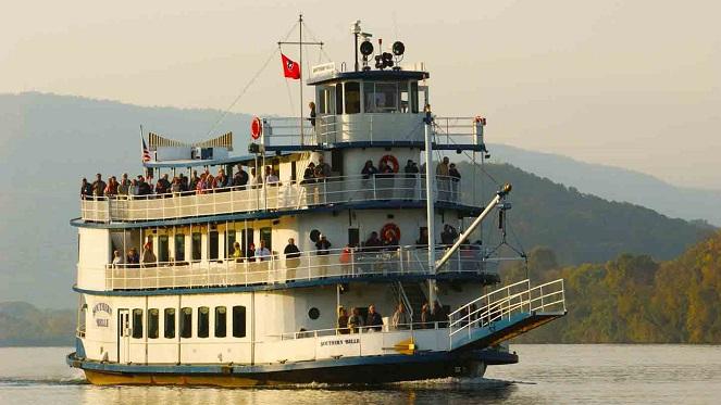 river boat vaal