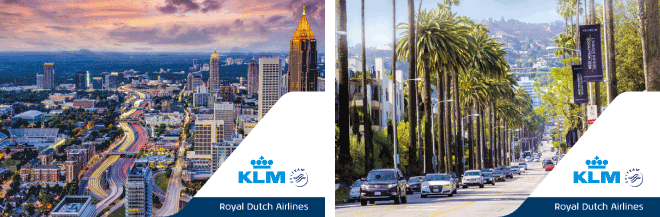 KLM Dream Deals