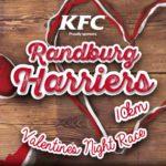 KFC Valentine's Night Race 2017