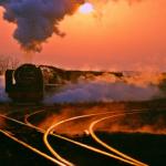 Valentine's Day Train Trip