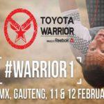 The Toyota Warrior Race #1