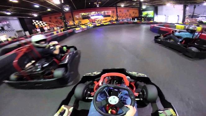 Go Karting In Jozi