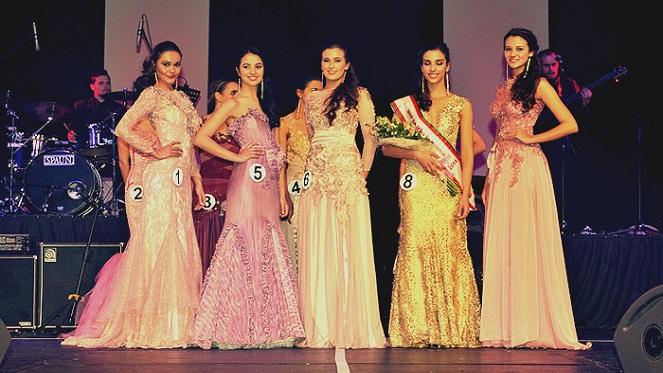 Miss Portugal SA 2017