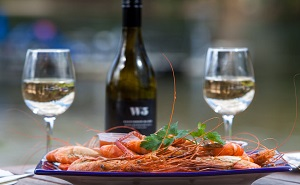 Wine Festivals, Seafood And French Movies