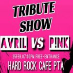 Avril vs Pink Tribute Show