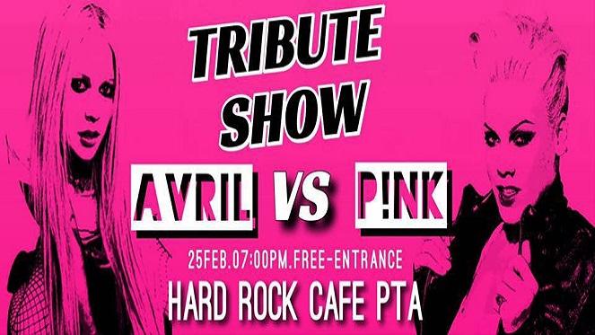 Avril vs Pink Tribute Show