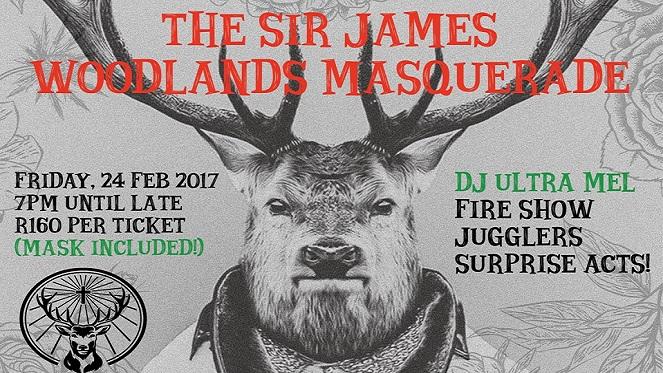 The Sir James Woodlands Masquerade
