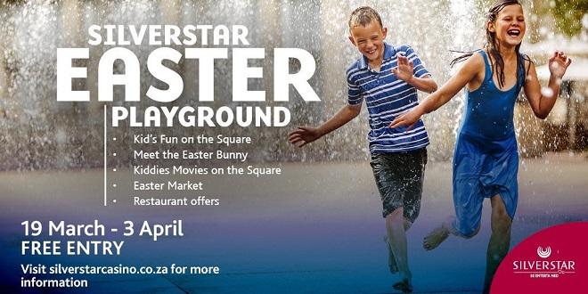 Silverstar Easter Playground