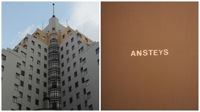 ansteys building