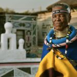 Who Is Esther Mahlangu?