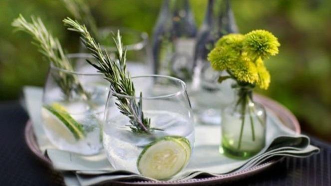 gin foraging festival