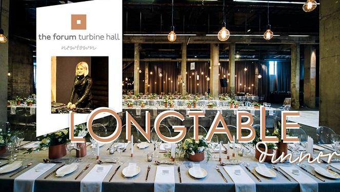 LongTable Dinner At Turbine Hall