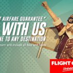 Flight Centre Offers The Lowest Airfare, Guarantee...
