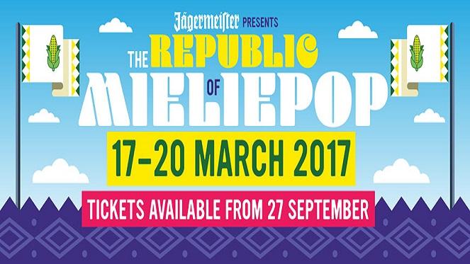 Republic of Mieliepop 2017