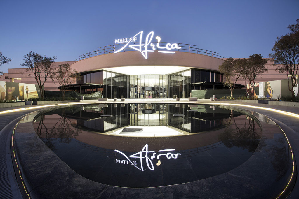Spotlight: Mall Of Africa