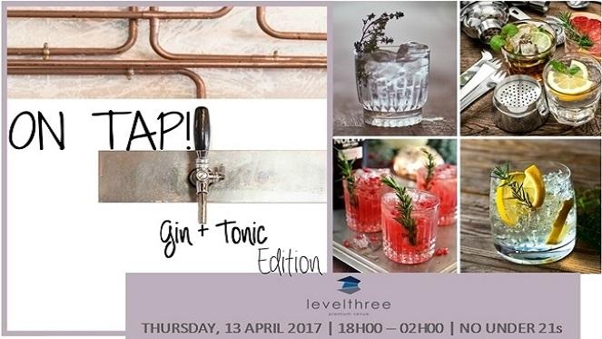 #OnTap – Gin & Tonic