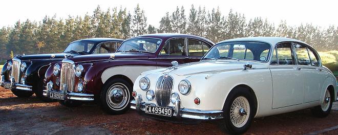Bloemfontein Vintage Car Hire