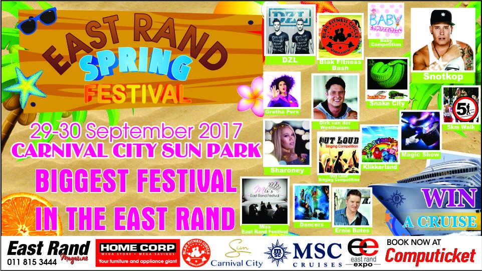 East Rand Spring Festival – Carnival City Sun Park