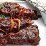 Recipe: Soy Sauce Baked Lamb Chops
