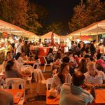 Night Markets In The City