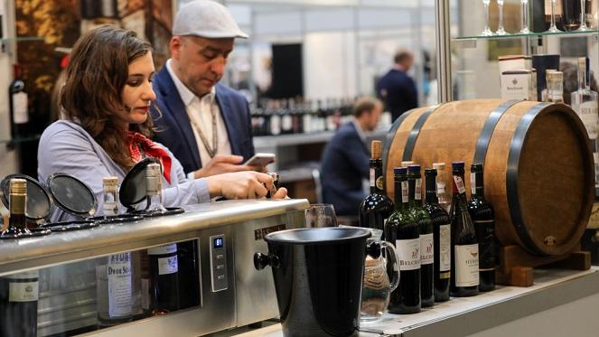 Pinotage Wine On Top At Casalinga