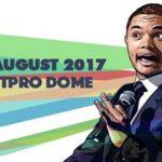 Trevor Noah at the Ticketpro Dome