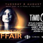 Women's Day Affair Ft. TiMO ODV