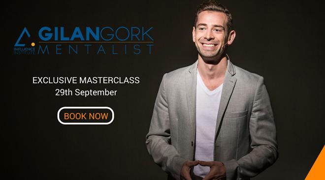 Gilan Gork Influence Masterclass