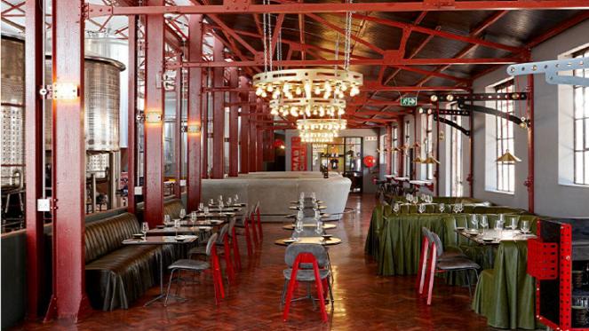 Urbanologi Wins Globally Recognised Restaurant Design Award