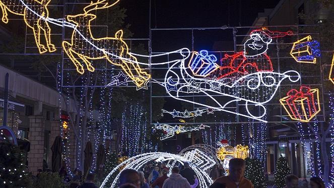 It's Destination Christmas At Melrose Arch - It's Destination Christmas At Melrose Arch - Joburg.co.za
