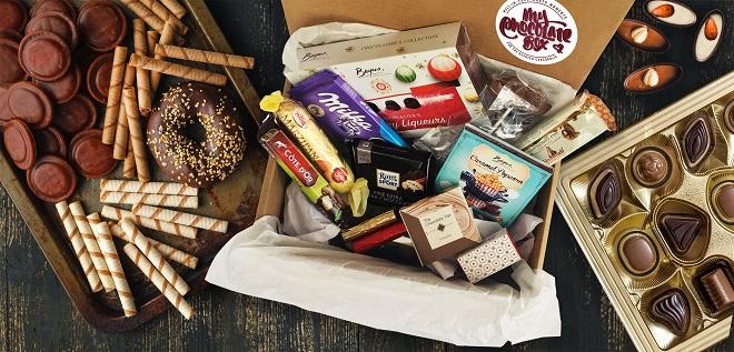 my chocolate box